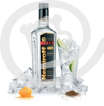 Nemiroff Original Vodka 40% 0.7 ltr. Flasche